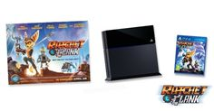 Enter to win a PlayStation®4 and the brand new Ratchet & Clank PS4™