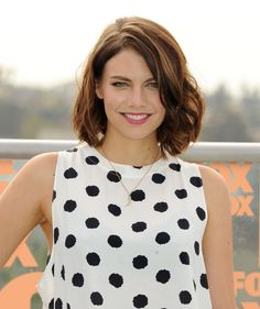 Lauren Cohan - 2014 FOX International Channels Comic-Con Breakfast in San Diego
