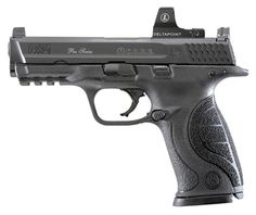 Smith & Wesson M&P9 Pro Series C.O.R.E., Optic Ready, 17 Rnd Mags