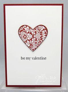 Twitterpated Valentine by Jill Franchett
