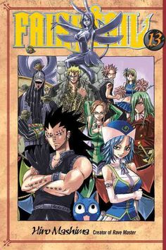 THE DOOMSDAY WEAPON! Master Makarovs grandson, the too-powerful wizard Laxus, has seen the new Fairy Tail guild hall and doesnt like what he sees! So he gathers some of the strongest wizards in the gu