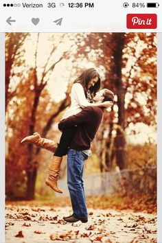 I want an engagement picture like this.