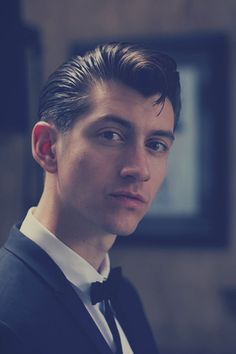 So beautiful it hurts to look at him