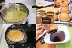Boston Cream donut tim hortons replica recipe better baking bible blog vanilla filling frying