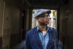 Street Portrait Of Rony Leborgne #Paris #75011 #Paris11