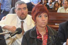 """""""Delincuente, vos secuestraste a Marita"""", le gritó un testigo a Víctor Rivero"""