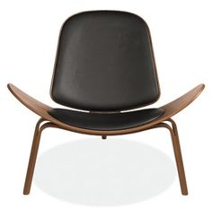 Hans Wegner Shell Chair  Iconic Mid Century Modern design.  Love it (but not the price).