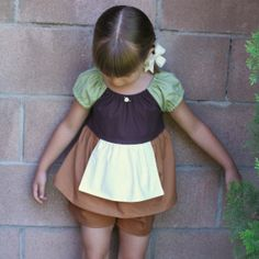 Cinderella's work style in a SHORTS SET for by tinkerellacreations, $130.00