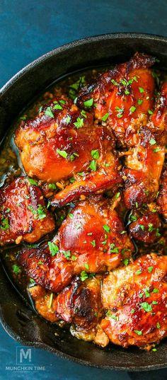 Honey Soy Chicken Th