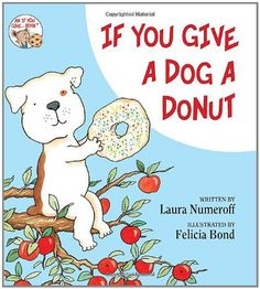 If You Give a Dog a Donut - buy your dogs supplies from dog lovers just like you... « DogSiteWorld-Store