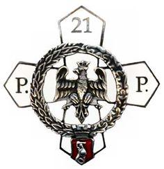 "21 Warszawski Pułk Piechoty ""Dzieci Warszawy"" (Warszawa) wz. 1922 Polish, War, Vitreous Enamel, Nail, Nail Polish, Nail Polish Colors"