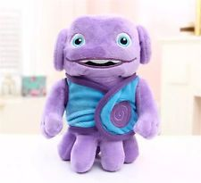 "8"" Kids Plush Toys Dreamworks Movie HOME Oh Boov Stuffed Toy Soft Dolls Gift New"