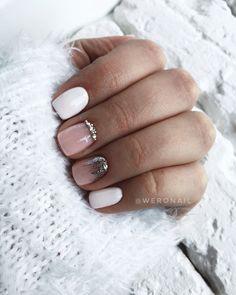 cute nail art designs for short nails 2019 page 7 Cute Nail Art Designs, Gel Nail Designs, Love Nails, Fun Nails, Summer Gel Nails, Spring Nails, Nailart, Dipped Nails, Cute Acrylic Nails