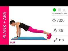 Fitness A Casa Tua Gli Addominali Impegno Donna