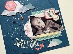 Scraptastic Design Team - Sweet Girl - YouTube