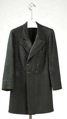 Coat  Date: 1870s Culture: European