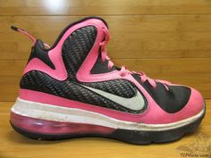 Nike US Size Athletic Shoes for Girls Nike Air, Lebron 9, Youth Shoes, South Beach Miami, Girls Shoes, Athletic Shoes, Pink, Sneakers Nike, Best Deals