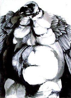 Leonard Baskin, American Eagle