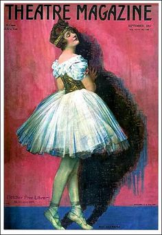Theatre Magazine Mai Marsh Featured September 1917
