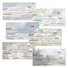 Blank Checks Template - Printable Play Checks for Kids