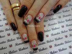 Machine learning meets trending news, viral videos, funny gifs, and so much more. Cute Spring Nails, Cute Nails, Homemade Black, New Nail Art, Blue Berry Muffins, Nail Inspo, Pedicure, Girly Things, Nail Art Designs