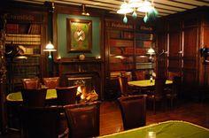 Nostalgia Restaurant, Ponsonby >> The Library Room