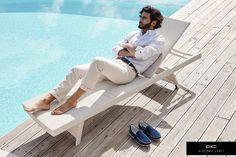 Giacomo Conti Wiosna/Lato 2016 Stylizacja od Giacomo Conti: White Jeans, Handsome, Fashion, Moda, Fashion Styles, Fashion Illustrations