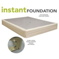 Shop Wayfair for Mattress Foundations to match every style and budget. Enjoy Free Shipping on most stuff, even big stuff.