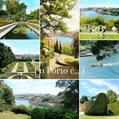 O Porto é...