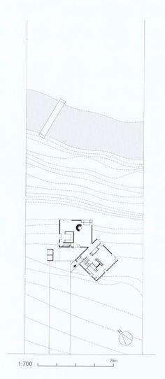 Louis Kahn > Fisher House #arquitecturadibujos #arquitecturaviviendas