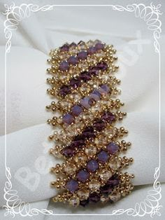 embelished netting bracelet - Google Search