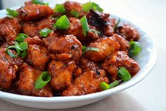 General Tso's Chicken from scratch! sounds like a lot of work but it looks soo delicious!