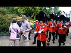 You better be on your guard when the Queens Guards are coming through, these guys aren't stopping for anything! Jukin Media Verified (Original) * For licensi...