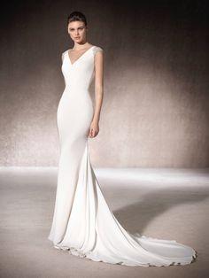 Mermaid wedding dress Milan
