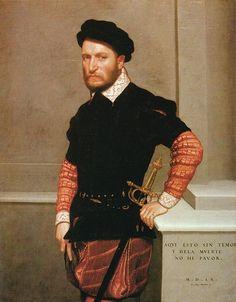 Don Gabriel de la Cueva, Duke of Alburquerque by Giovanni Moroni, 1560. (Staaliche Museen zu Berlin)