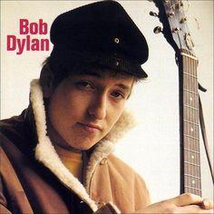 "Bob Dylan's album: ""Bob Dylan"" (1962)   Woah baby face!"
