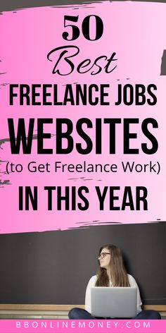 Looking for ways to make money working from home? In this blog post, we take you through 50 of the best freelance websites for beginners