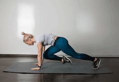 The Best Exercises for Your Lower Abs For That Slender Toned Look - Free Gym & Fitness Workouts Intense Ab Workout, Easy Ab Workout, Workout For Flat Stomach, Workout Videos, Effective Ab Workouts, Lower Ab Workouts, Fitness Workouts, Gym Fitness, Hiit