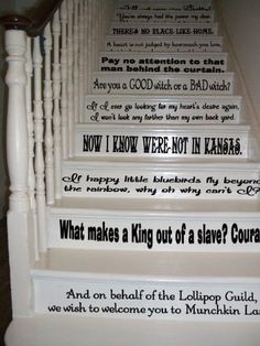 Wizard of Oz Quotes Assorted Sayings Vinyl Wall Decal or Stairs Decal Girly Momma Designs,http://www.amazon.com/dp/B00KIW8TD0/ref=cm_sw_r_pi_dp_yQ4Ftb040JZEBEQD