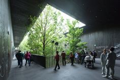 Gallery: The Top 5 Milan Expo Pavilions,Austria Pavilion – Milan Expo 2015 / team.breathe.austria. Image © Laurian Ghinitoiu