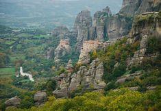 Meterora,Greece