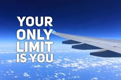 Your only limit is y...
