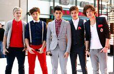 Em Direção ao topo: os britânicos One Direction número 1 nos EUA