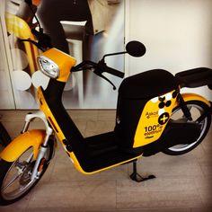 Askoll scooter elettrico