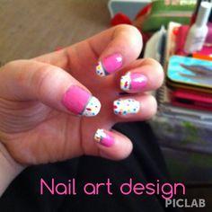 Nail art painter nail art painter pinterest nail art art polka dot nail art prinsesfo Images