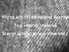one of my favorite U2 lyrics
