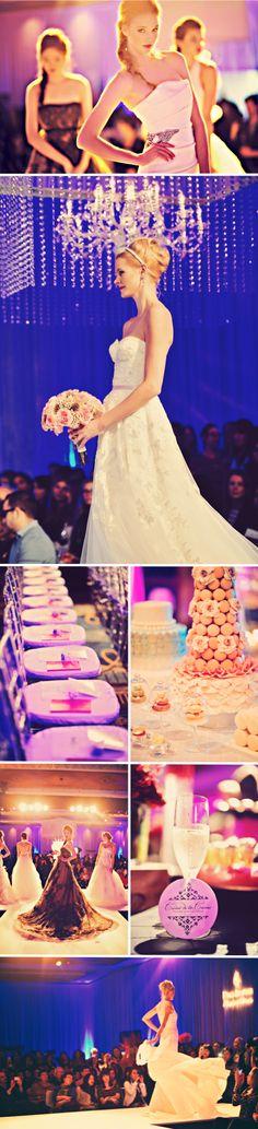 Vancouver's premiere bridal show, Crème de la Crème Grand Wedding Showcase by @Happy Countdown Events, returns for its ninth year on November 3, 2013 at Four Seasons Hotel Vancouver.