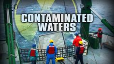 Fishing for data in the radioactive waters off Fukushima Don't eat seafood from the Pacific or the gulf coast, the gulf coast is contaminated with top kill from the oil spills.