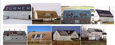 SHERRIFF GOSLIN CO. PROJECTS ROOF ART