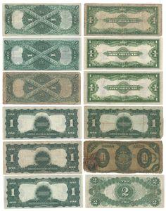 New York 2015 $2 Single Note Collection 3 Bank Notes San Francisco Dallas
